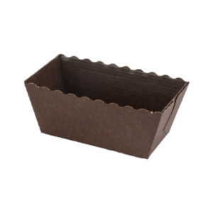 Easybake Brown Mini Loaf Mold