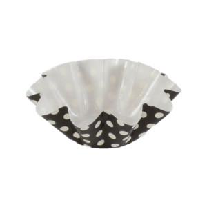 PBA 02 Medium Floret Cup – Black/White
