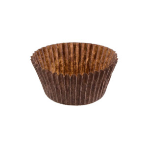 Brown Baking Cup