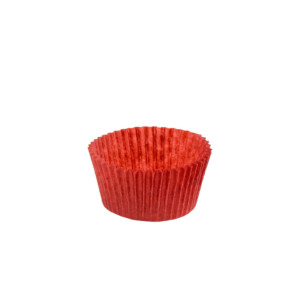 Red Baking Cup