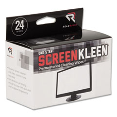 Screen Wipes & Monitor Cleaners